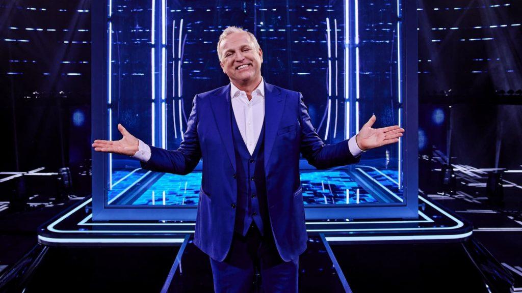 Zenuwslopende spelshow 'The Cube' onder leiding van Gordon vanaf vrijdag te zien bij SBS6