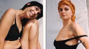 Mango lanceert beha's en zwemkleding voor vrouwen met borstamputatie