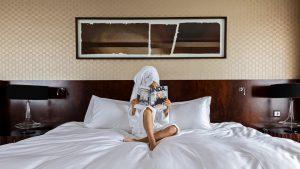Het vijfsterrengevoel in je eigen slaapkamer: daar hoef je dus niet meer van te dromen