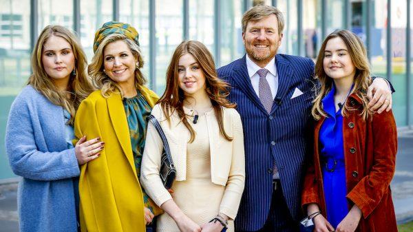 Koningsdag koning Willem-Alexander Eindhoven ANP