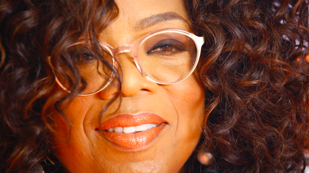 Oprah Winfrey in jeugd mishandeld door oma