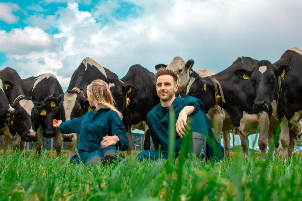 Tjerk van Dam helpt boeren hun droomvrouw vinden