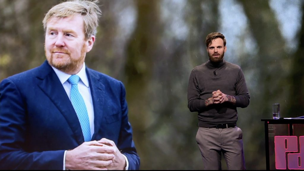 Tim Hofman roept op brief te sturen naar Willem-Alexander: 'Weg met titel Koninklijke Shell'