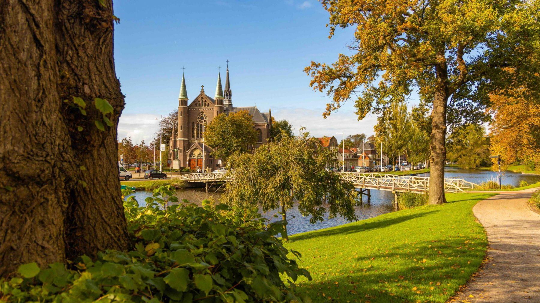 Halleluja wat prachtig: in Alkmaar kun je in de Sint Josephkerk wonen