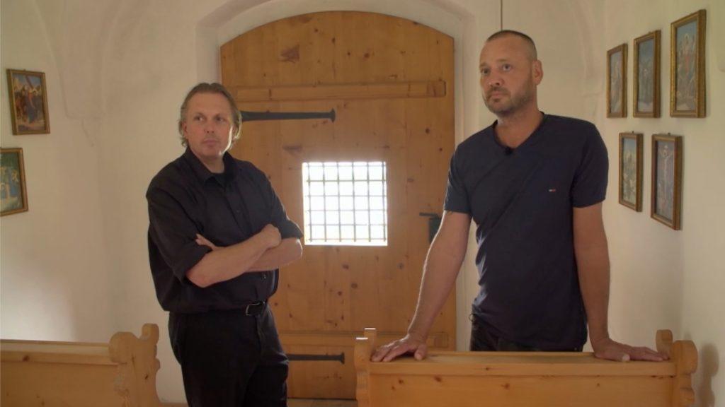 Martin Hammink wil zijn gasten een spirituele reis aanbieden, 'maar ook psychosociale dingetjes'