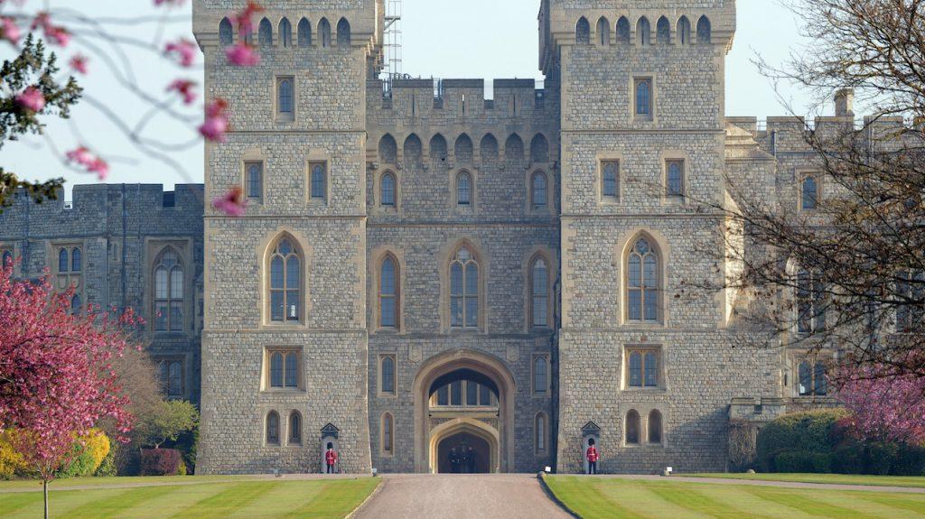 Queen Elizabeth Windsor Castle