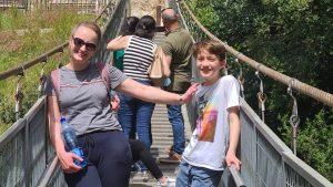 Thumbnail voor Gerlienke Meijer woont in Israël: 'Het lijkt hier wel postcorona'