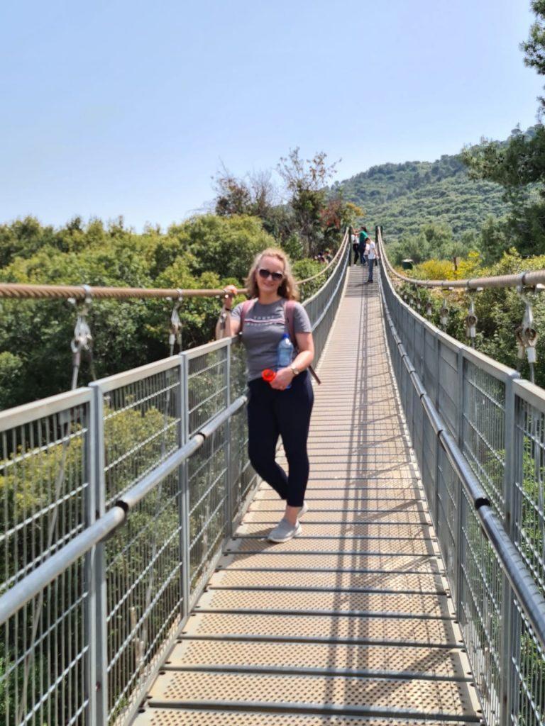 Gerlienke Meijer woont in Israël: 'Het lijkt hier wel postcorona'
