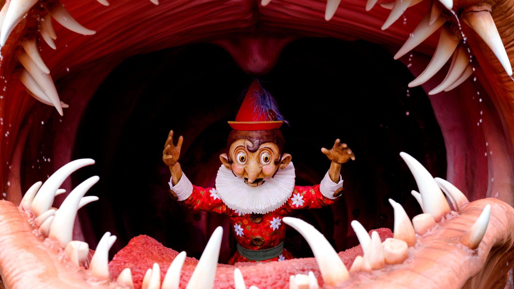 Jan van Haasteren brengt puzzel van Sprookjesbos in de Efteling op de markt