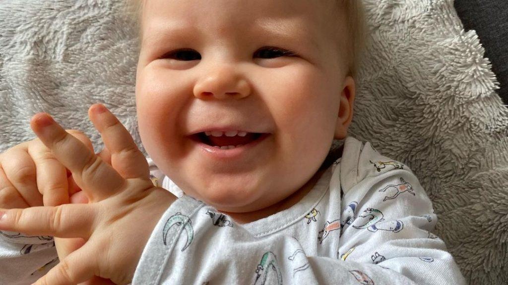 Liam (1) heeft spierziekte SMA, heeft miljoenenmedicijn Zolgensma nodig