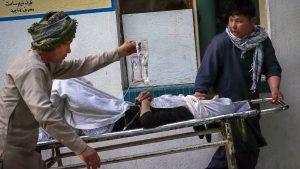 Aanslag bij school in Kabul zorgt voor meer dan vijftig doden en honderd gewonden