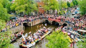Thumbnail voor Pride Amsterdam gaat deze zomer door, maar zónder botenparade