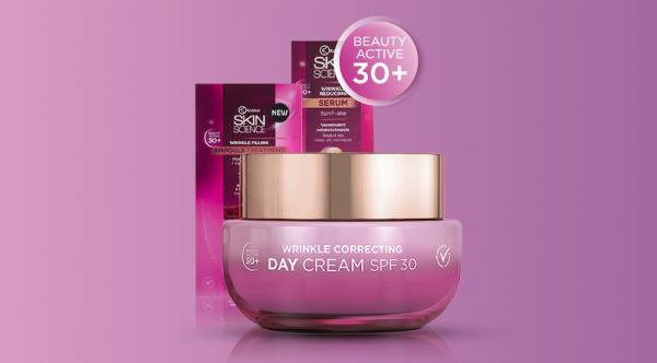 Kruidvat Skin Science 30+ huid