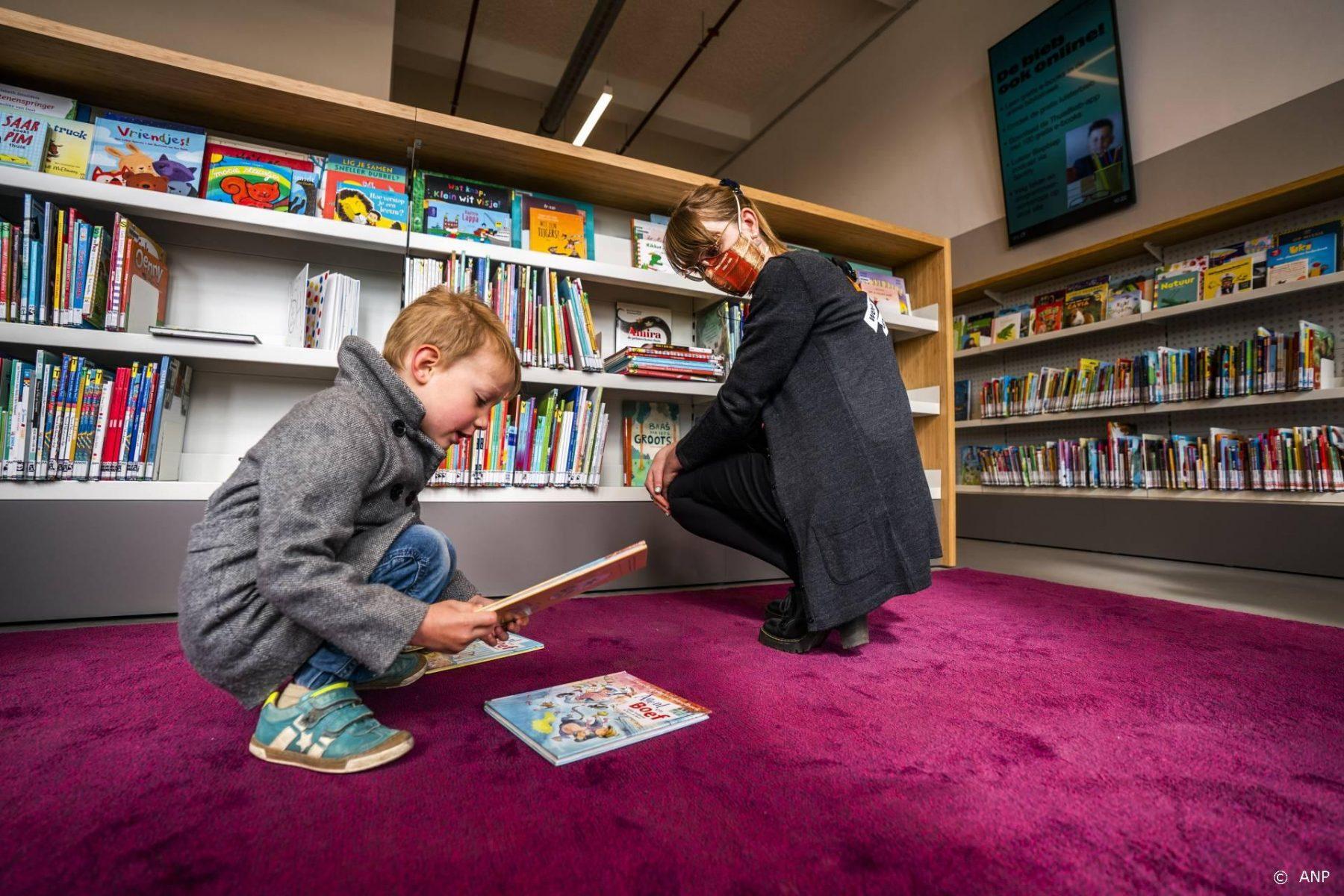 bibliotheken open
