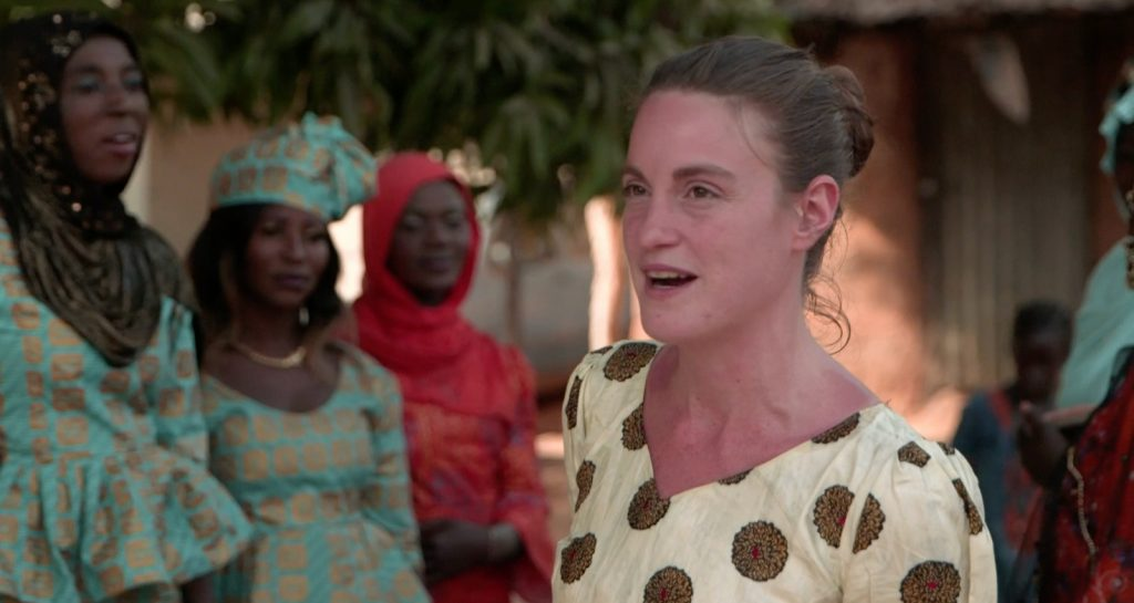 Marisse in Gambia