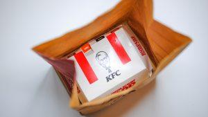 Man die door fout is systeem half jaar gratis KFC-maaltijden at moet gevangenis in