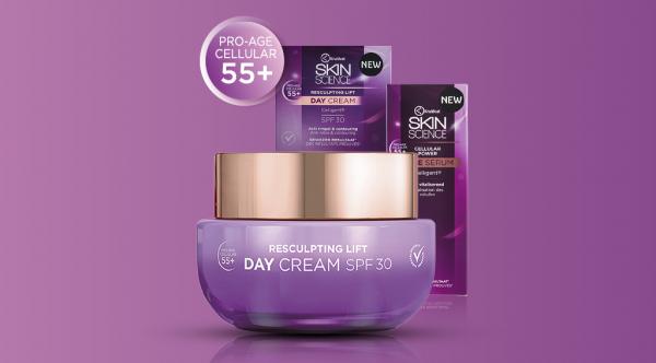 Kruidvat Skin Science 55+