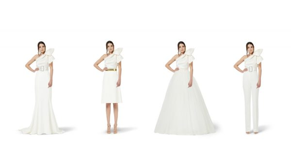 Claes Iversen bruidscollectie