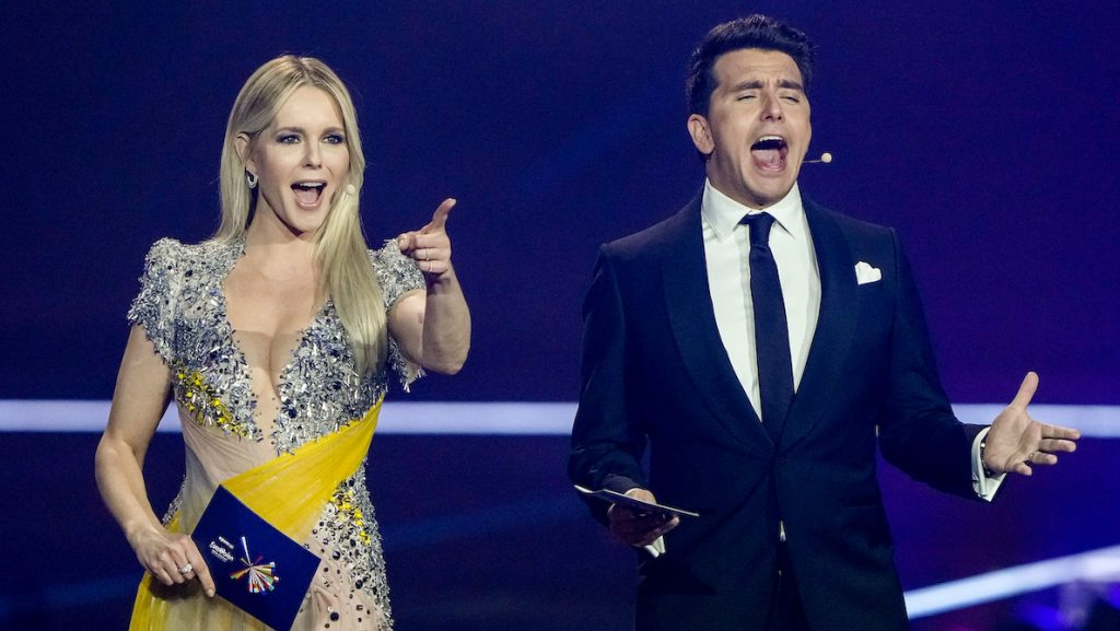 Eerste halve finale zit erop: déze landen zijn door naar finale Songfestival