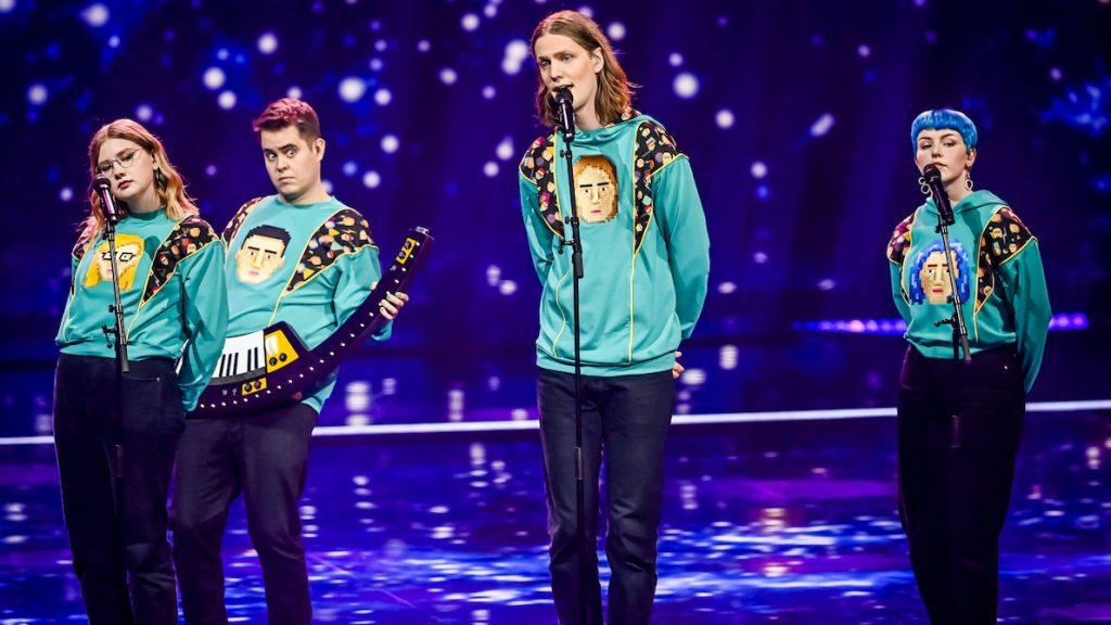 IJsland na positieve coronatest niet meer het podium op bij Eurovisie Songfestival