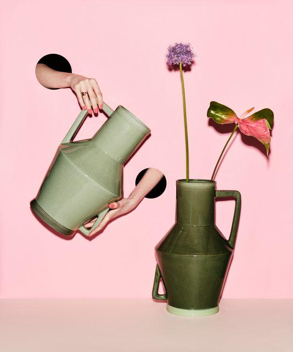 Deze vaas voor maar €69,95 staat zó mooi, ook zonder bloemen