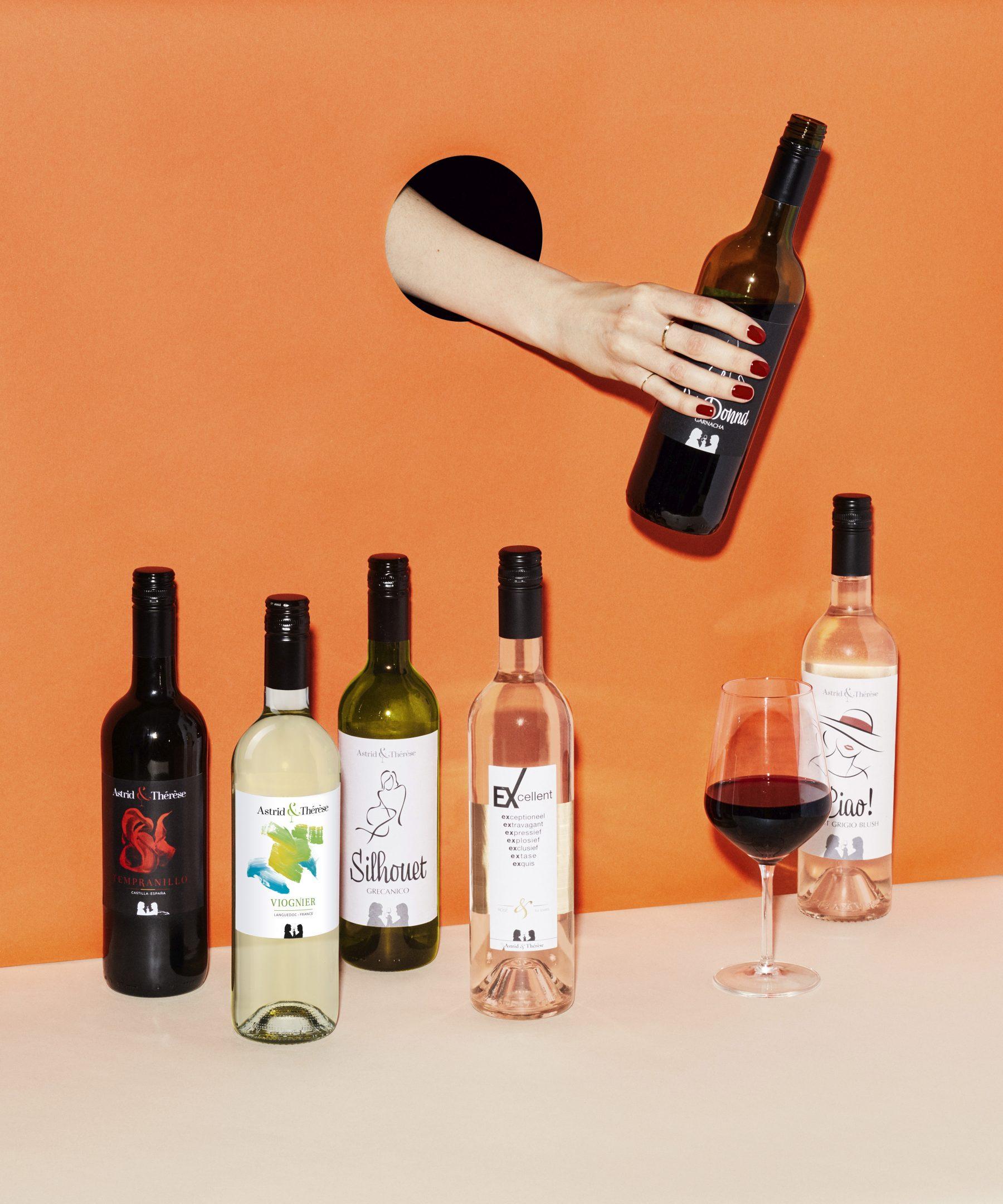Lekker in de tuin weer wijnen, wijnen, wijnen