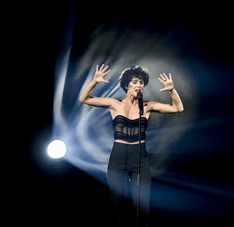 Frankrijk Songfestival