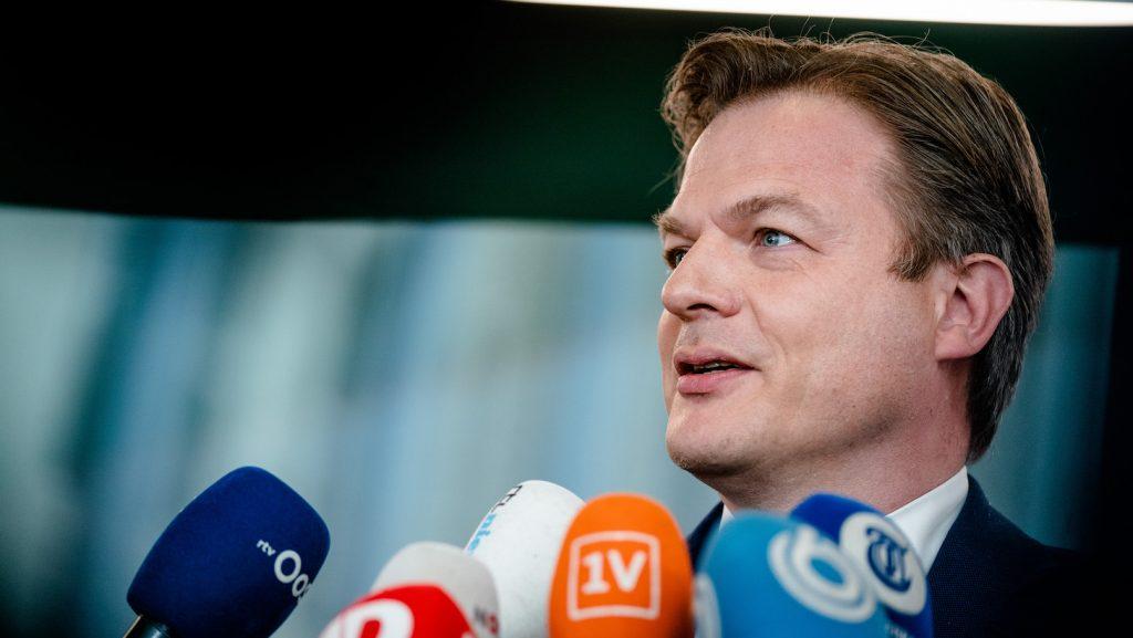 Pieter Omtzigt komende vier maanden vervangen door ander Kamerlid