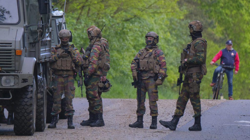 Gewapende Belgische militair Conings is nog steeds spoorloos