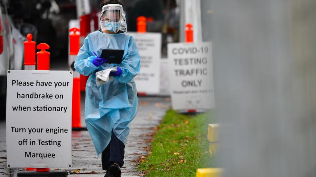 Indiase variant coronavirus duikt op in Melbourne