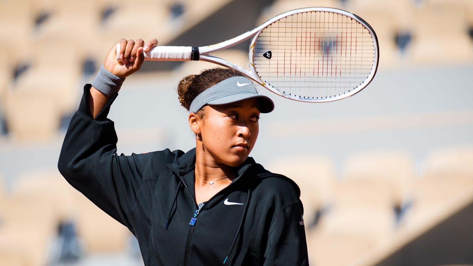 Osaka verlaat Roland Garros