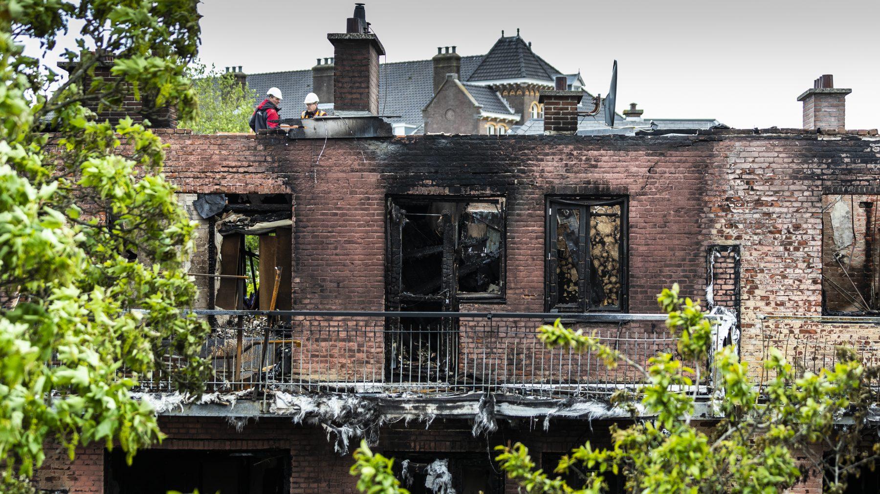 schilderswijk brand inzamelingsactie