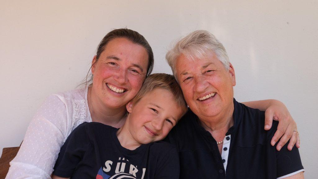 Jephtha, haar moeder én zoontje (7) kregen kanker: 'Dacht echt dat ik hem kwijt was'