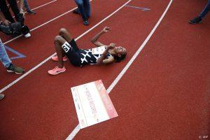 Thumbnail voor Nederlandse atleet Sifan Hassan loopt 'waanzinnig wereldrecord' op de 10.000 meter