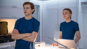 Sciencefictionfilm Voyagers, van de maker van Divergent