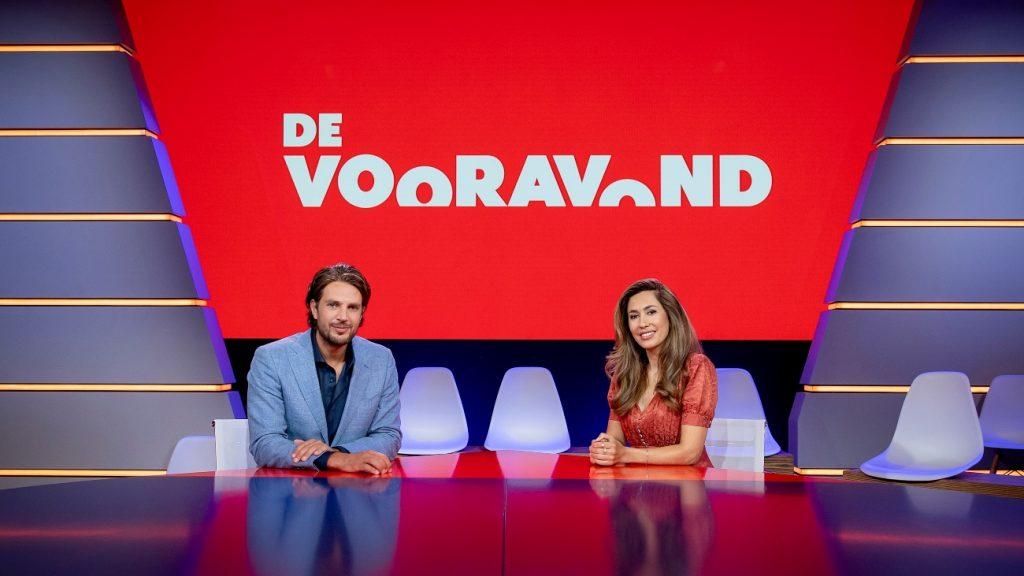 Renze Klamer en Fidan Ekiz per direct van 'De Vooravond' af: 'Sta perplex'