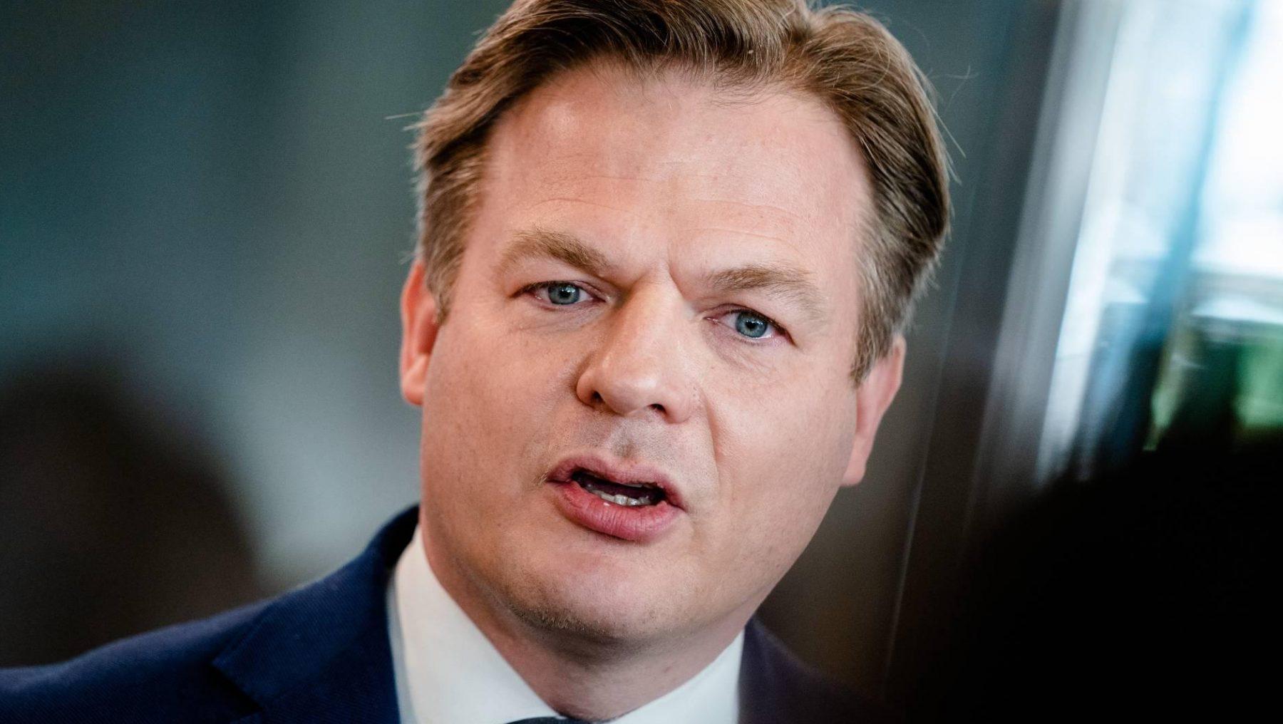 Pieter Omtzigt doet onthullingen in vertrouwd document