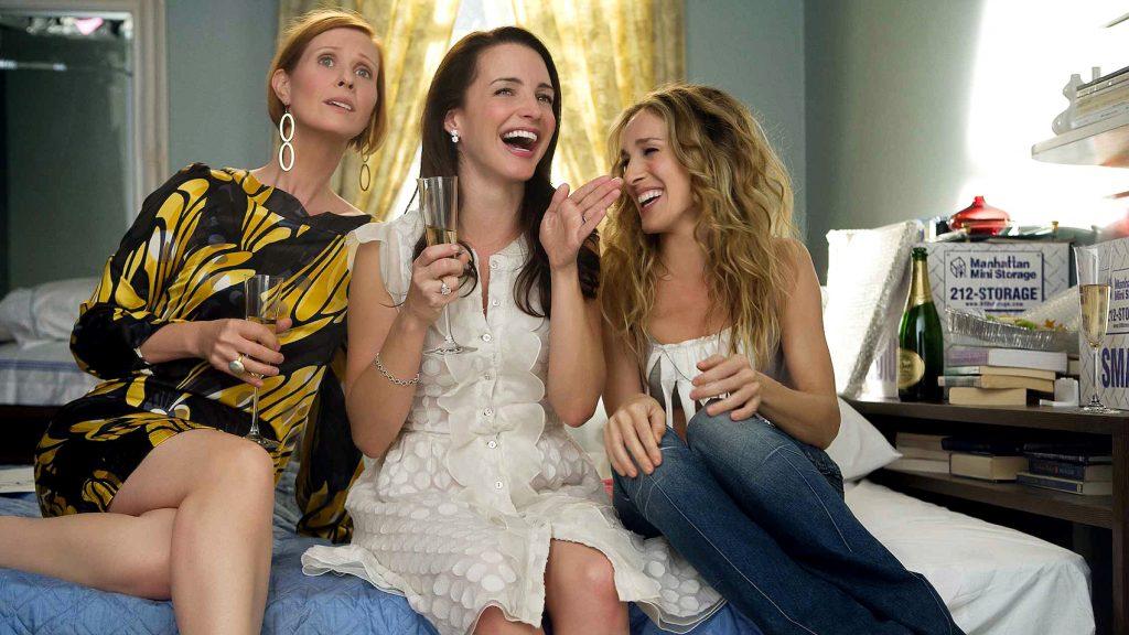 Cynthia Nixon, Kristin Davis Sarah Jessica Parker Hoofdrolspelers reboot 'Sex and the City' herenigd: 'Eindelijk weer samen'