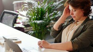 financiële stress gezondheidsklachten