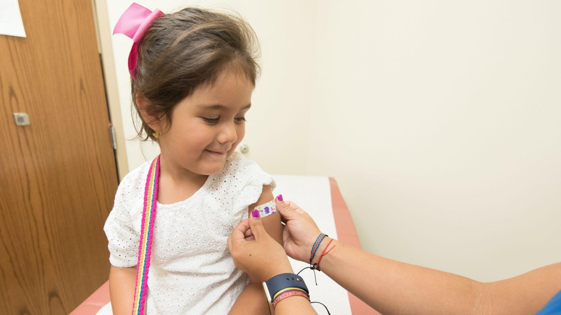 kinderen inenten britse experts