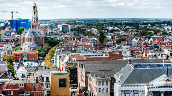 Groningen Nederlandse stad met schoonste lucht, Amsterdam scoort slech