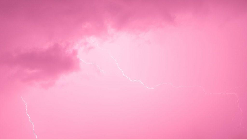 donderdagavond code geel wegens onweersbuien