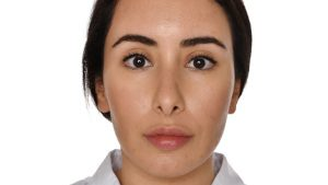 'Verdwenen' prinses Latifa is in Spanje als we deze foto mogen geloven