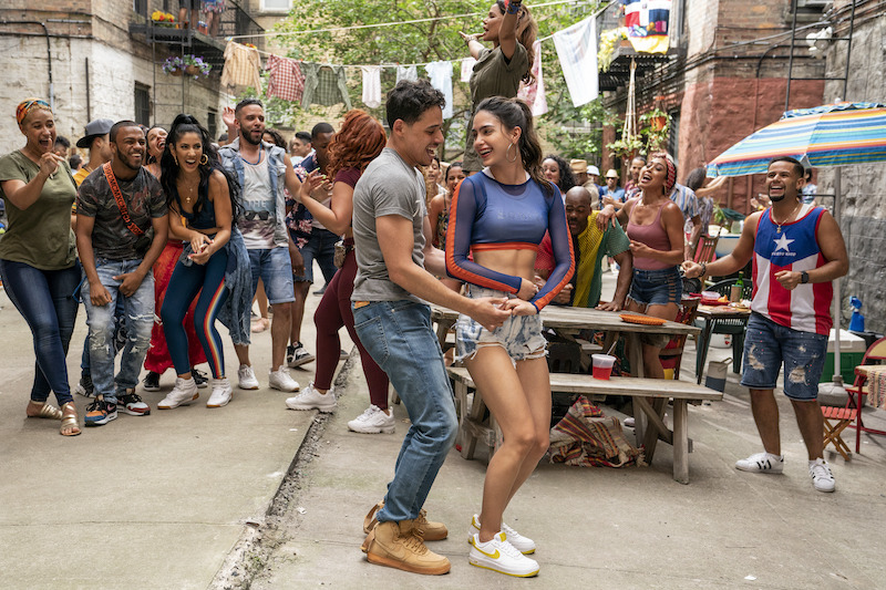 In the Heights film