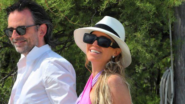 Sylvie Meis weet precies hoe ze haar man Niclas moet verleiden