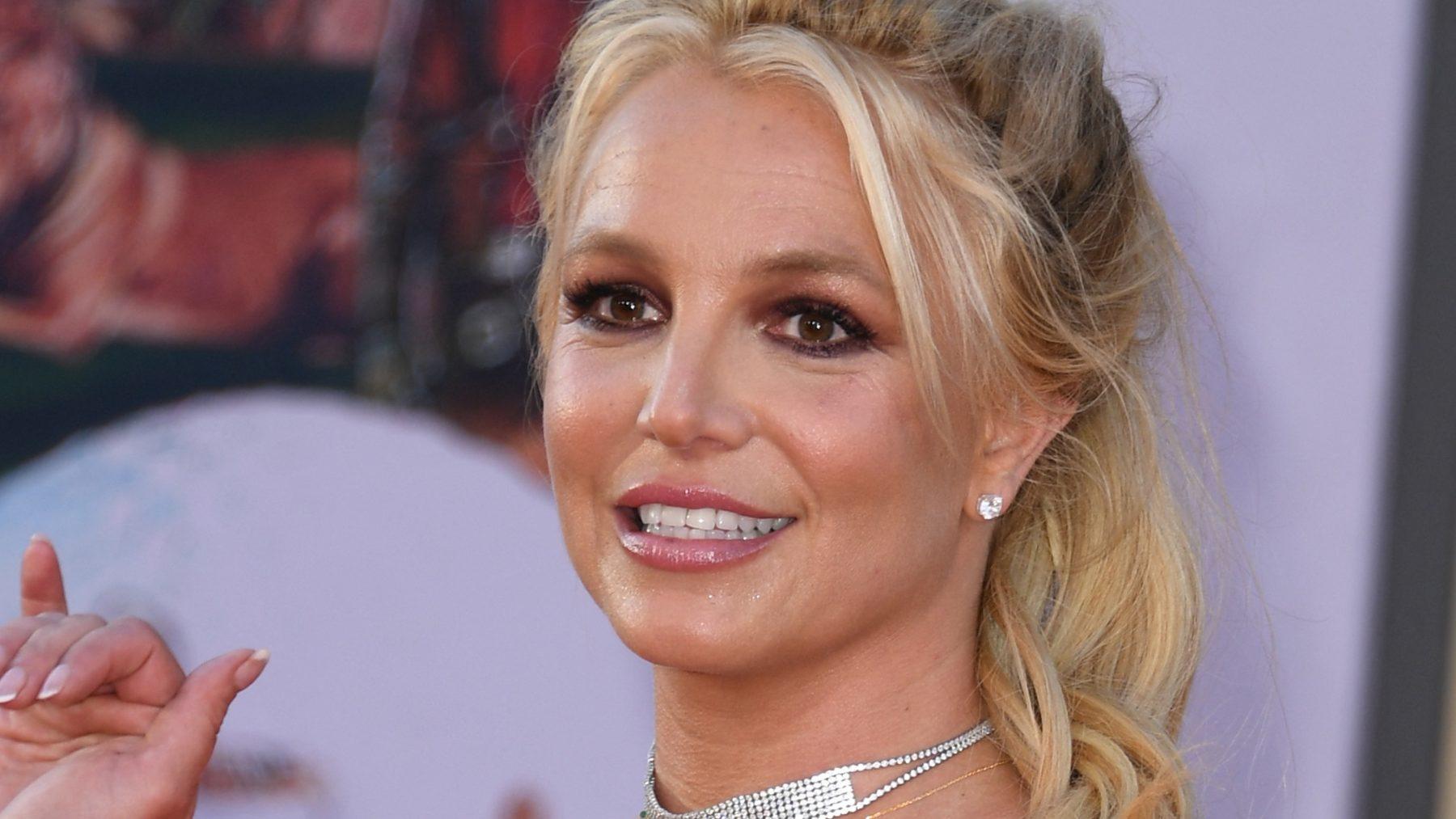 Britney Spears smeekt om vrijheid