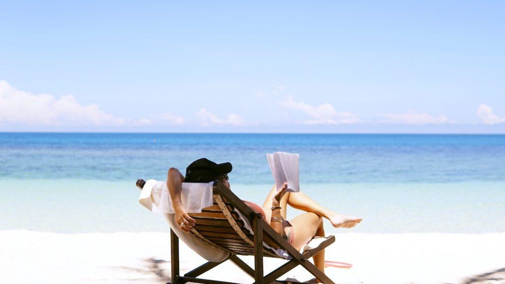 Twaalf tips voor een goed boek voor op vakantie