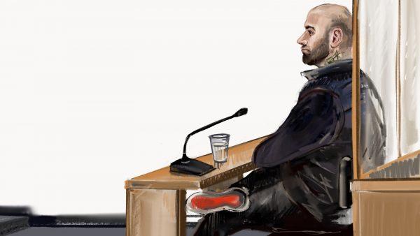 Bekir E. veroordeeld tot 20 jaar cel en tbs met dwang voor moord op Hümeyra