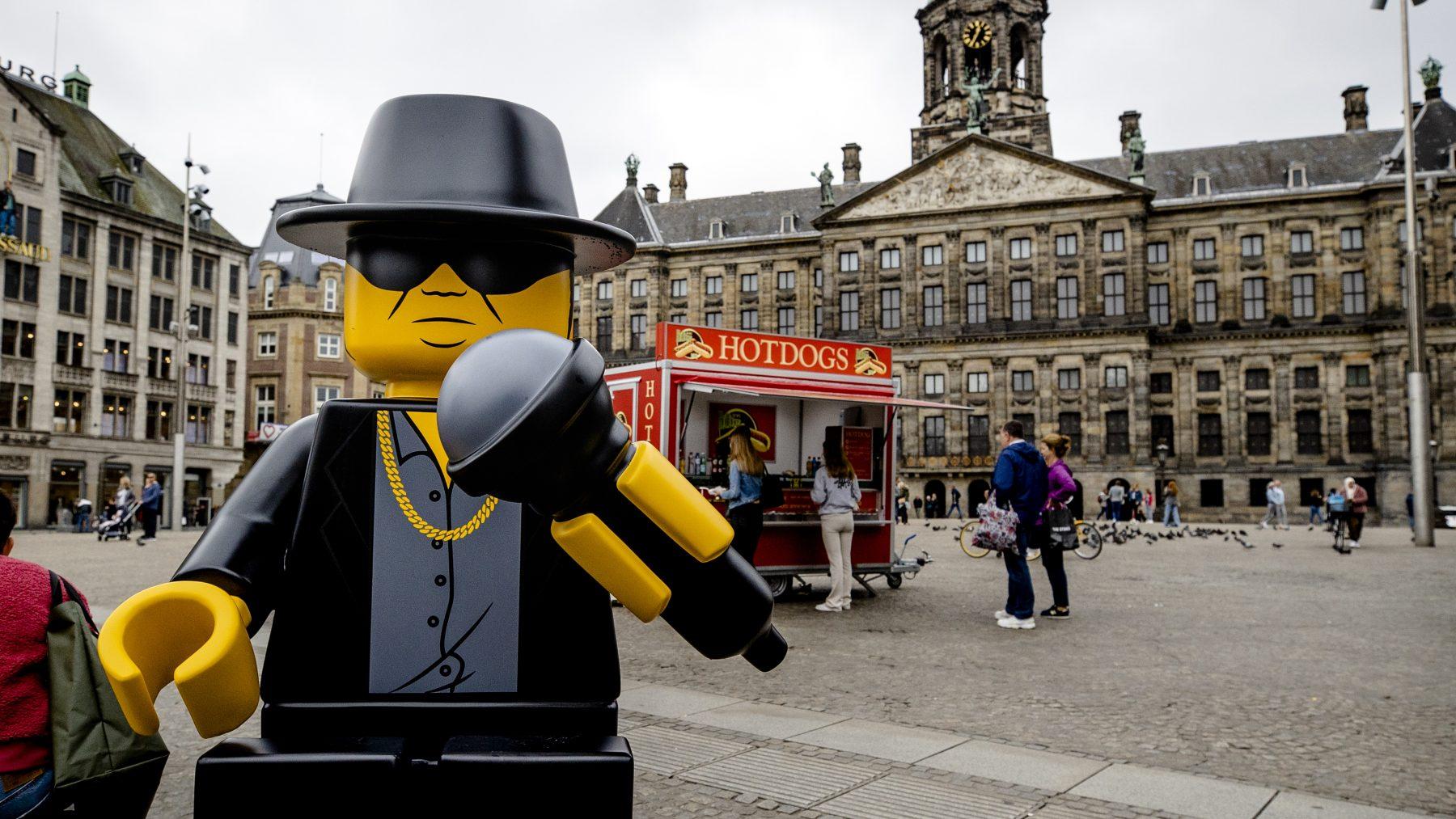 Nieuw LEGO-beeld