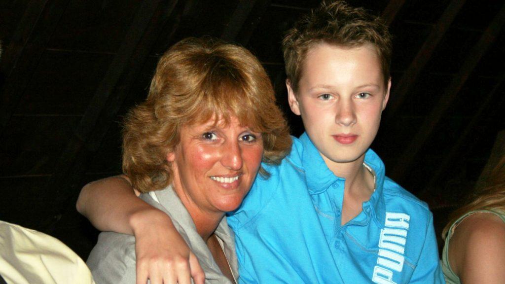 Jolanda herdenkt haar zoon Marc: 'In de bloei van zijn leven hield ineens alles op'